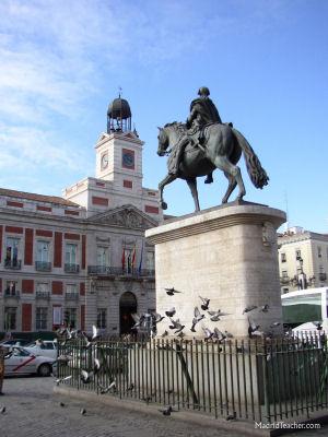 マジョール広場