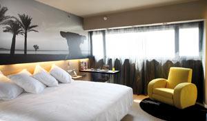 バルセロ・マラガの部屋