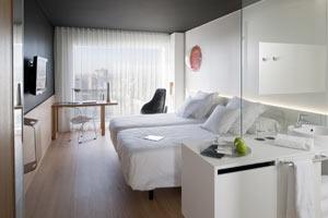 バルセロ・サンツの部屋