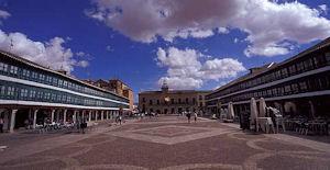 アルマグロのマジョール広場