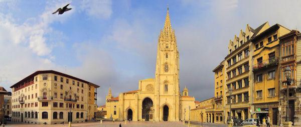 オビエドの大聖堂