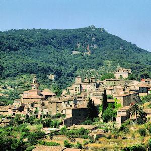 ショパンが愛したバルデモソ修道院